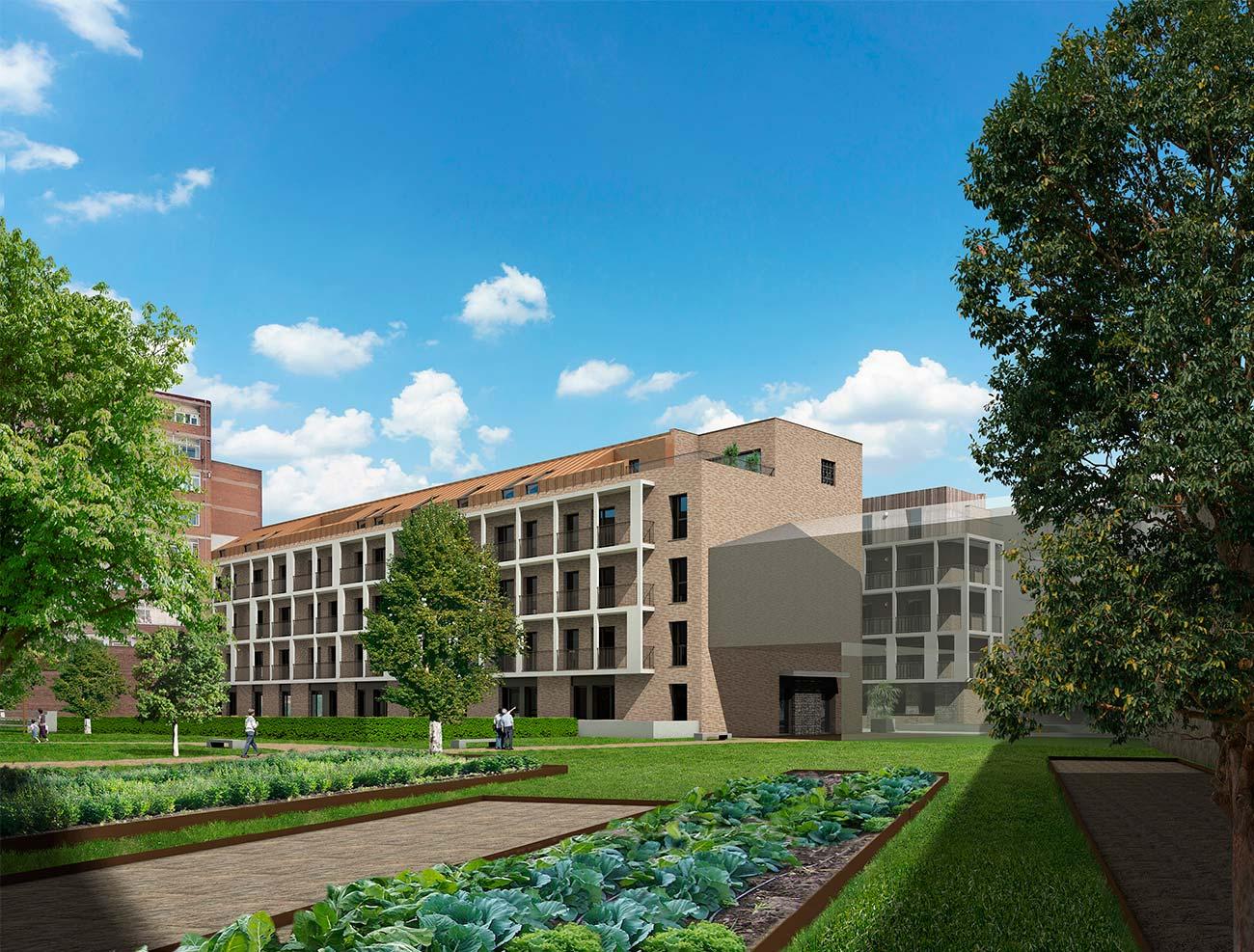 allegra-magna-san-quirce-residencial-vista-exterior-huerto-jardin